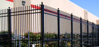Industrial & Commercial Fences